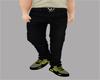 Formal Pants Black