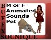 BSU M/F Cougar w Sounds