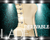 LaDe Derivable Boots