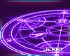 ! Purple Aura