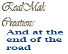 [RmK]The end of the road