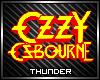 Ozzy Osbourne Sticker
