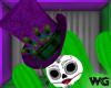 WG Burlesque Cactus Hat