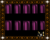 [M]PurpleSmallHandNails