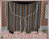 T. Poppy Patch Curtain