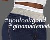 F+M | #ginomademedoit M