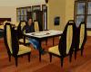 WINTER HOME DINNING ROOM