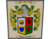 Moon family coat of arms