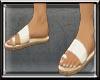 Ibiza White Sandals