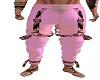 pant top pink