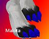 M; Pinke Feet!