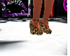 chaussure panthère