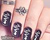Sassy Rings Nails