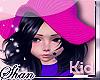 SR* Kid Girlz Hair+Hat