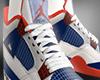 """[F]Air Jordans 4 R""""WBO"""""""