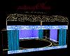 Sq blue domain/kennel