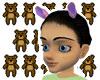 Dvbl Hippo Ears