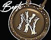! Brown NY Handbag