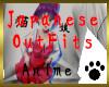 Anime Outfit NEKOMUSUME