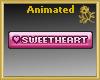 Sweetheart Tag