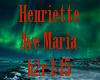 Henriette_Ave Maria