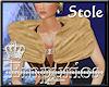 (Em)  Golden Fur Stole