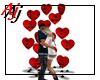 Aj/Valentine's balloons
