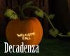 !D! Fall Pumpkin