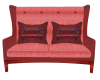 Neon Chevy Chat Couch