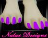 Anyskin purple paws M