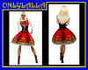 Russian Dance Dress