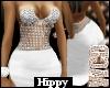 WCD Diamante dress hippy