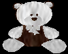 VM|Brown & White Teddy
