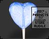Blue Lollipop f