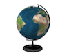 SW Earth Globe Animated
