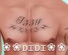 !D! Izzy Askar Tattoo