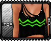 [c] Chevron T Green