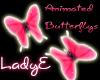 *Pink* Butterflys