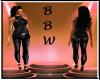 BBW Yolonda black