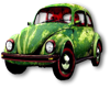 Watermelon Volkswagen