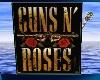 Guns and roses wallhangi
