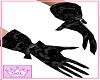 Dark Lil Lace Gloves