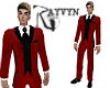 Men's Full Holiday Suit