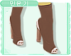 MY| Leafeon Boots
