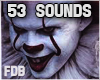 ℉ 53 Pennywise Sounds