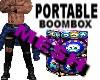 Boombox *Portable M/F