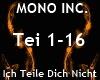 Mono Inc-Ich Teile Dich