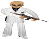 Bodyguard White Suit