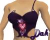 !!Dak! Top purple heart