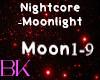 nightcore - Moonlight